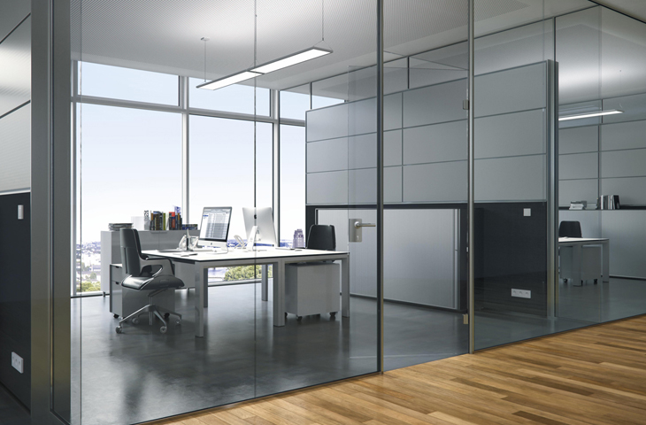 Office Areas